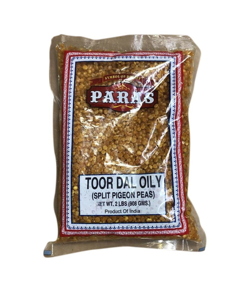Paras Toor Dal Oily / 2lbs - Daily Fresh Grocery