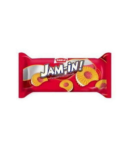 Parle Jam-In Fruit Flavourd Biscuits 2.64 oz / 75 gram - Daily Fresh Grocery
