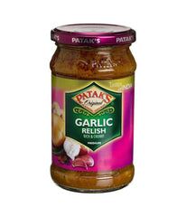 Patak's Garlic Relish 10 oz - Daily Fresh Grocery