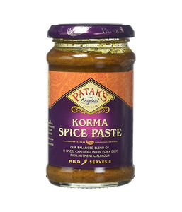 Patak's Korma Spice Paste 10 oz - Daily Fresh Grocery
