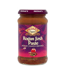 Patak's Rogan Josh Curry Paste 10 oz - Daily Fresh Grocery