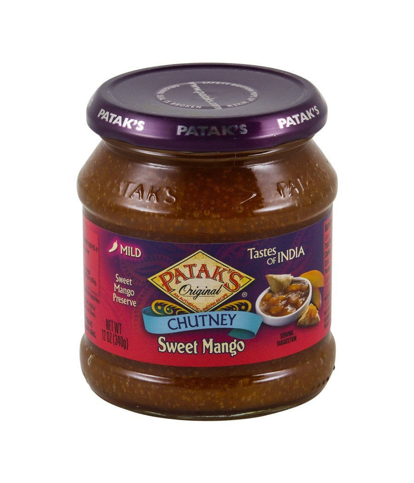 Patak's Sweet Mango Chutney 10 oz - Daily Fresh Grocery