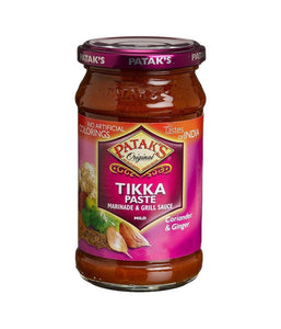 Patak's Tikka Paste Marinade and Grill Sauce 10 oz / 284 gram - Daily Fresh Grocery