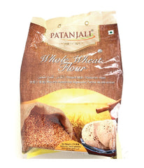 Patanjali Whole Wheat Flour - 20 lbs - Daily Fresh Grocery