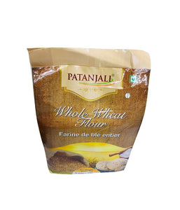 PATANJALI - Whole Wheat Flour - 20Lb - Daily Fresh Grocery