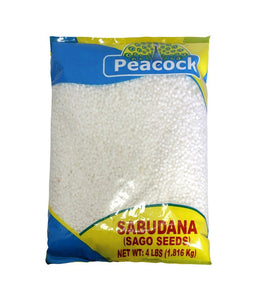 Peacock Sabudana 2 lb - Daily Fresh Grocery