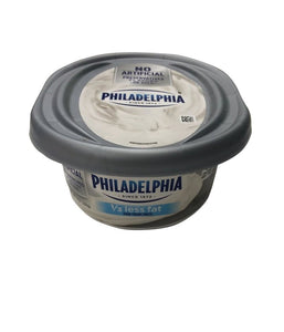 Philadelphia 1/3 Less Fat Cream Cheese  - 212 Gm - Daily Fresh Grocery