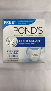 Pond's Cold Cream Soft Glowing Skin - 100ml - Daily Fresh Grocery
