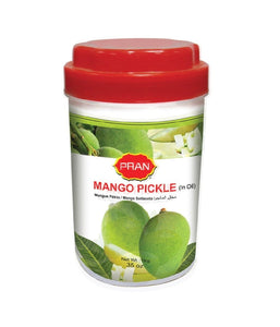 Pran Mango Pickle in Oil - 1 Kg - Daily Fresh Grocery