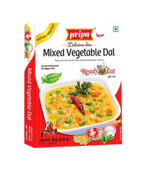 Priya Mixed Vegetable Dal (Ready-to-Eat) 300 gm - Daily Fresh Grocery