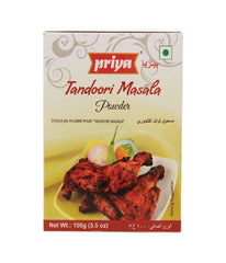 Priya Tandoori Masala 100 gm - Daily Fresh Grocery