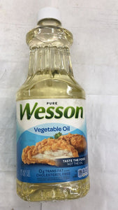 Pure Wesson Vegetable Oil - 1.42 Ltr - Daily Fresh Grocery