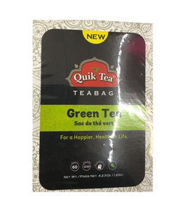 Quik Green Tea - 120 Gm - Daily Fresh Grocery