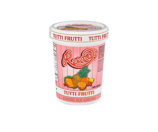 Reena's Tutti Frutti Ice Cream (64 fl oz / 2 kg) - Daily Fresh Grocery