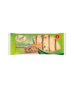 Regal Bakery Fruit Cake Slices - 210 Gm - Daily Fresh Grocery