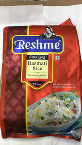 Reshme Extra Long Basmati Rice - 10 Lbs - Daily Fresh Grocery