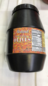 Roland Pitted Alfonso Olives - 2kg - Daily Fresh Grocery