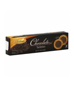 Roland Tartlettes, Chocolate, 7.05 Oz - Daily Fresh Grocery