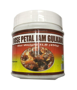 Rose Petal Jam Gulkand - 450 Gm - Daily Fresh Grocery
