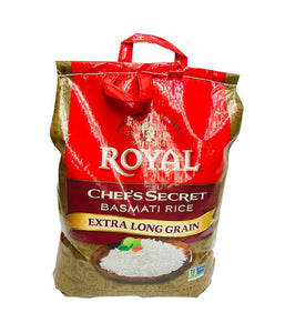 ROYAL Chef's Secret Basmati Rice – Extra Long Grain – 20Lbs - Daily Fresh Grocery
