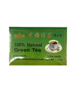 Royal King % Natural Green Tea - 1.41 oz - Daily Fresh Grocery