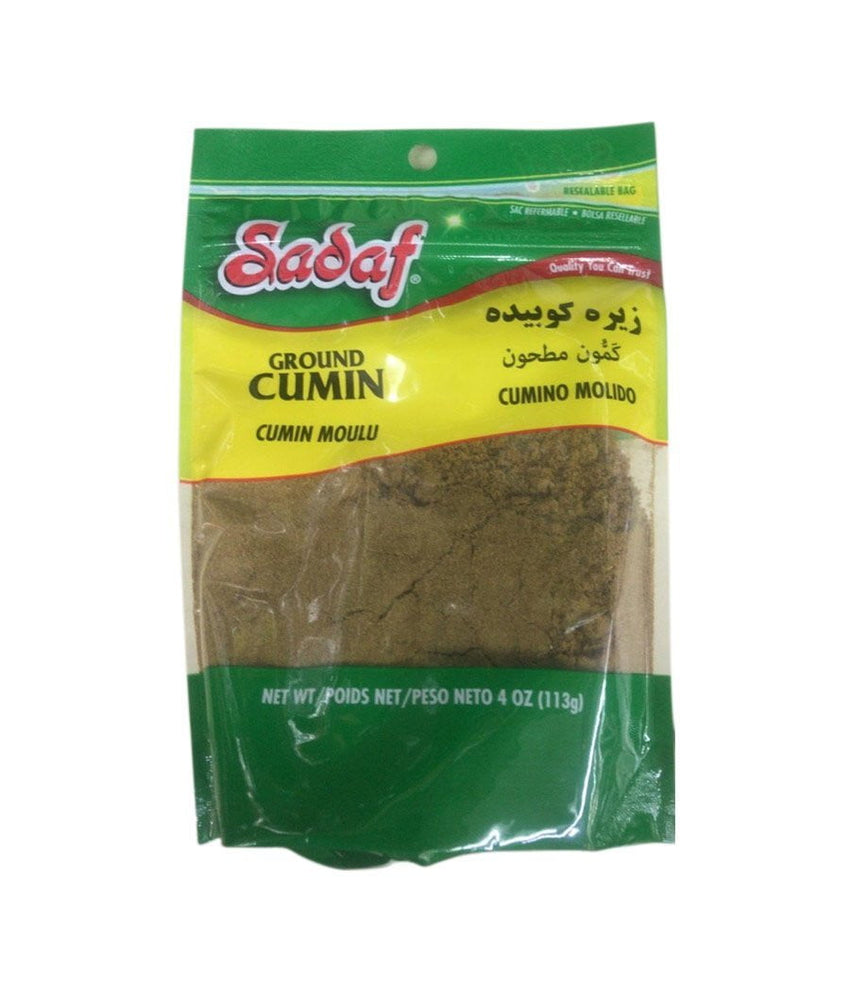 Sadaf Ground Cumin - 113 Gm - Daily Fresh Grocery