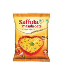 Saffola Classic Masala Oats - Daily Fresh Grocery