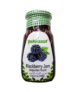Sehrazat Blackberry Jam - 700 Gm - Daily Fresh Grocery