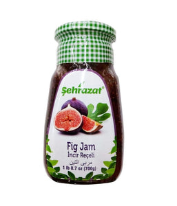 Sehrazat Fig Jam - 700 Gm - Daily Fresh Grocery