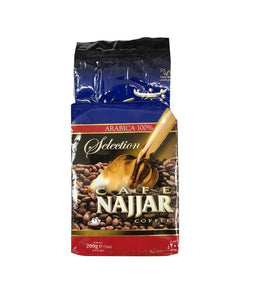 Selection Cafe Najjar Coffee - 200 Gm - Daily Fresh Grocery