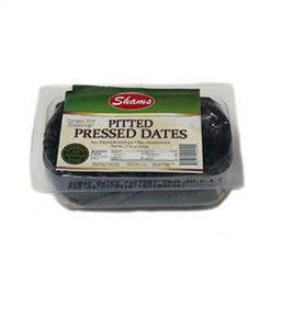 Shams Pitted Pressed Dates - 500 Gm - Daily Fresh Grocery
