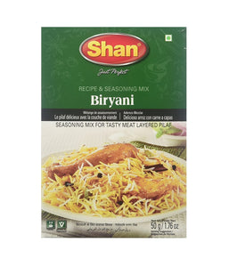 Shan Biryani Spice - 50 gm - Daily Fresh Grocery