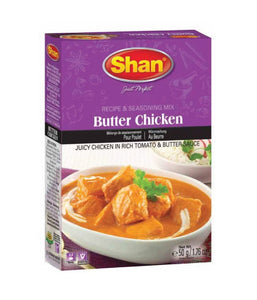 Shan Butter Chicken 50 gm - Daily Fresh Grocery
