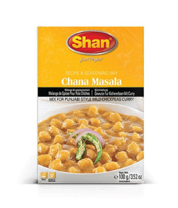Shan Chana Masala 100 gm - Daily Fresh Grocery