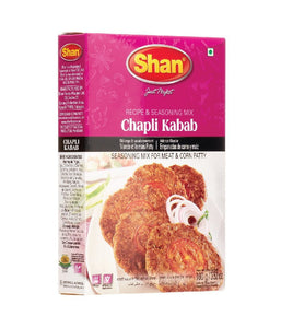 Shan Chapli Kabab 50 gm - Daily Fresh Grocery