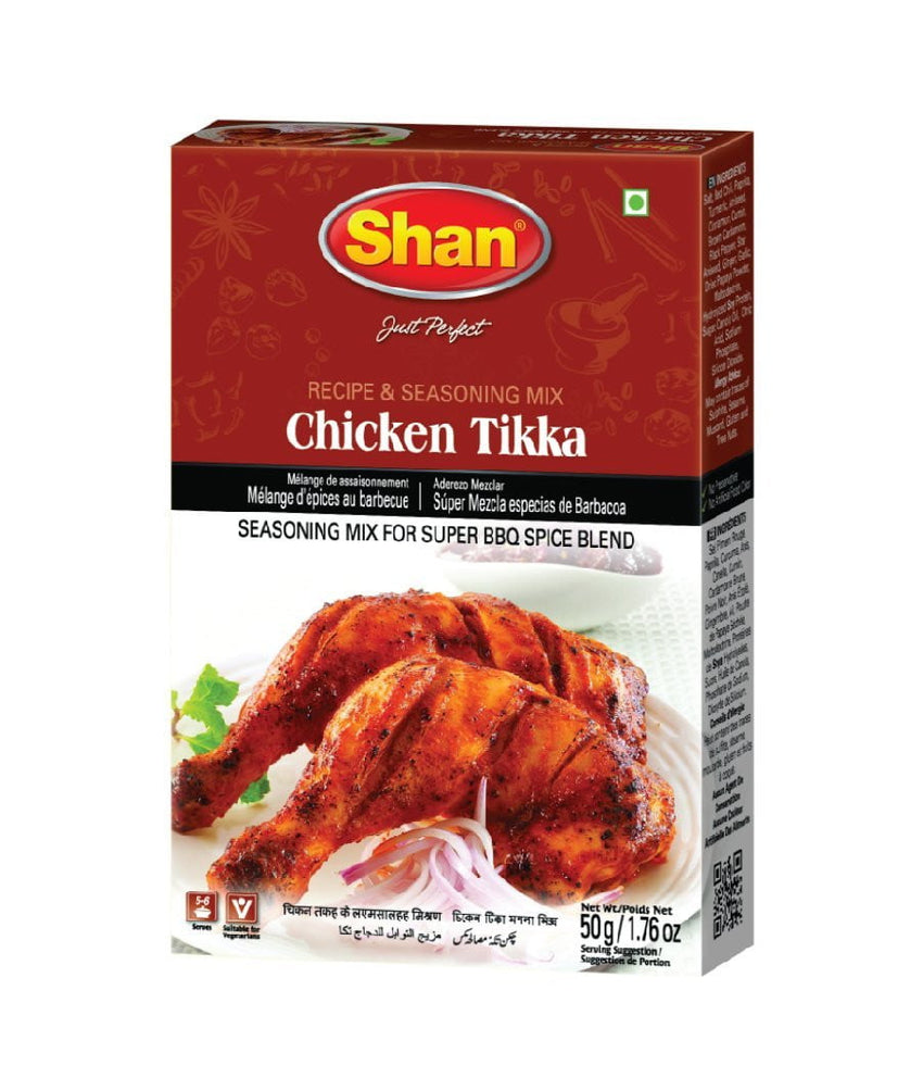Shan Chicken Tikka Masala 50 gm - Daily Fresh Grocery