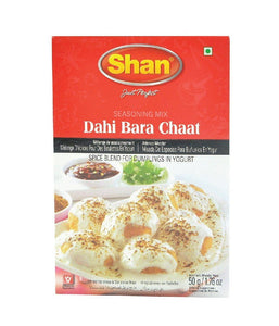 Shan Dahi Bara Chat Masala 50 gm - Daily Fresh Grocery