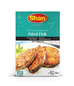 Shan Fried Fish 50 gm - Daily Fresh Grocery