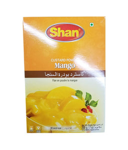 Shan Mango Custard Powder 200 gm - Daily Fresh Grocery