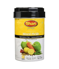 Shan Mixed Pickle 1Kg (2.2 Lb) - Daily Fresh Grocery