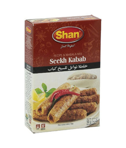 Shan Seekh Kabab 50 gm - Daily Fresh Grocery