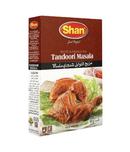Shan Tandoori Masala 50 gm - Daily Fresh Grocery