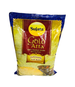 SUJATA - Gold Atta - 20Lbs - Daily Fresh Grocery