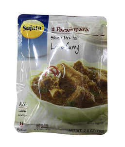 Sujata Parampara Lamb Curry - 79gm - Daily Fresh Grocery