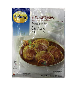 Sujata Parampara Sauce Mix Egg Curry - 75gm - Daily Fresh Grocery