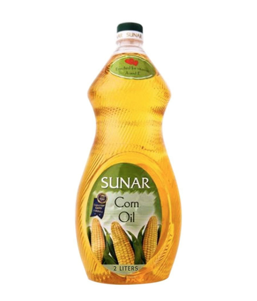 Sunar Corn Oil - 2 Ltr - Daily Fresh Grocery