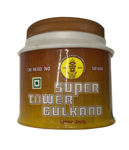 Super Tower Gulkand Rose Jam - 400 Gm - Daily Fresh Grocery