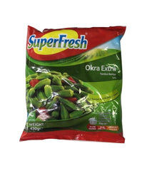 SuperFresh Okra Extra - 450 Gm - Daily Fresh Grocery