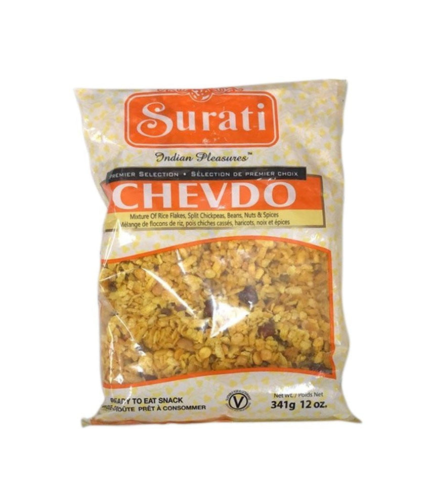 Surati Chevdo - 341 Gm - Daily Fresh Grocery