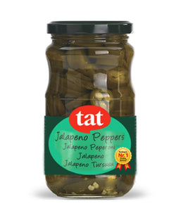 tat Jalapeno Peppers 330g - Daily Fresh Grocery